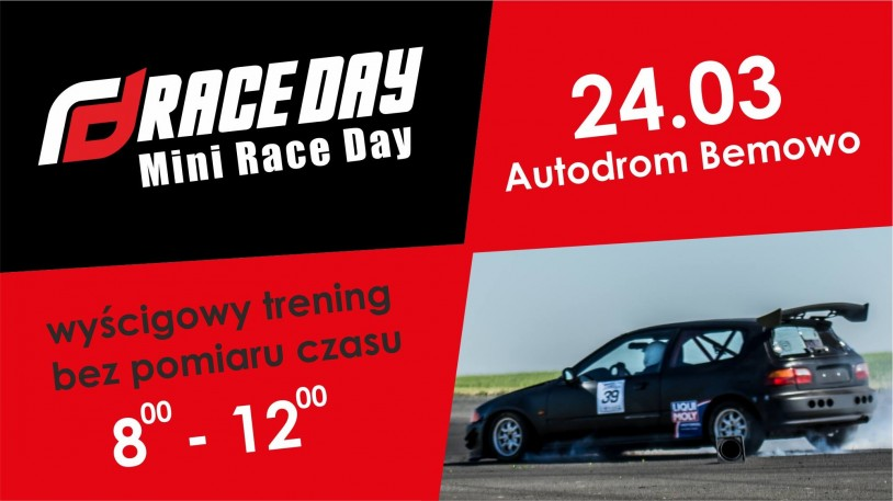 Race Day Mini (24.03.2019)