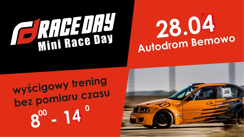 Race Day Mini (28.04.2019)