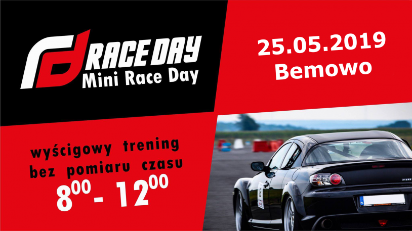 Race Day Mini (25.05.2019)
