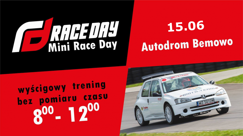 Race Day Mini (15.06.2019)