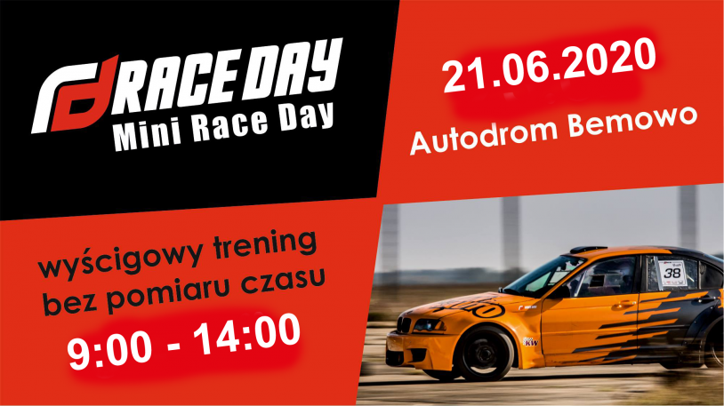 MINI Race Day (21.06.2020)