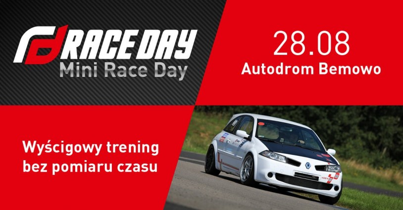 3 Mini Race Day - trening 2021 (28.08.2021)